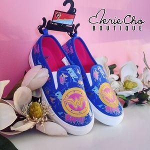 Wonder Woman Girls tennis Shoes sneakers